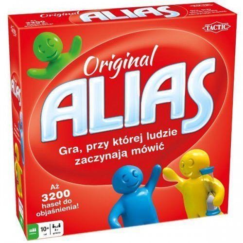 Gra Alias Original - DARMOWA DOSTAWA OD 199 ZŁ!!!, 5_500374