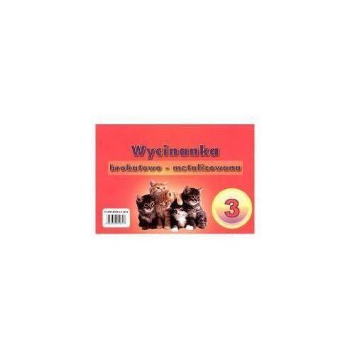Wycinanka A4 brokatowo - metalizowana 3 (5906609059317)