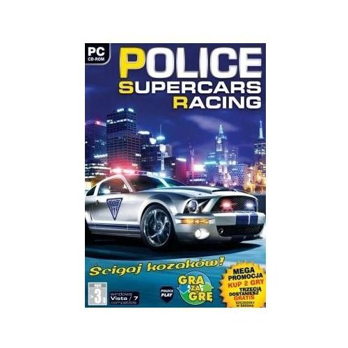 OKAZJA - Police Super Racing (PC)