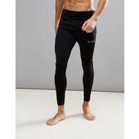 Nicce training bottoms in black - Black