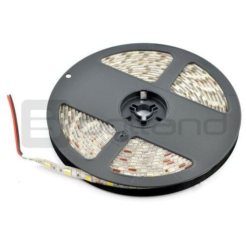 Pasek LED SMD5050 IP65 14,4W, 60 diod/m, 10mm, barwa neutralna biała - 5m (5901854776859)