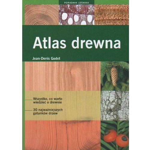 Atlas drewna Poradnik leśnika, oprawa twarda