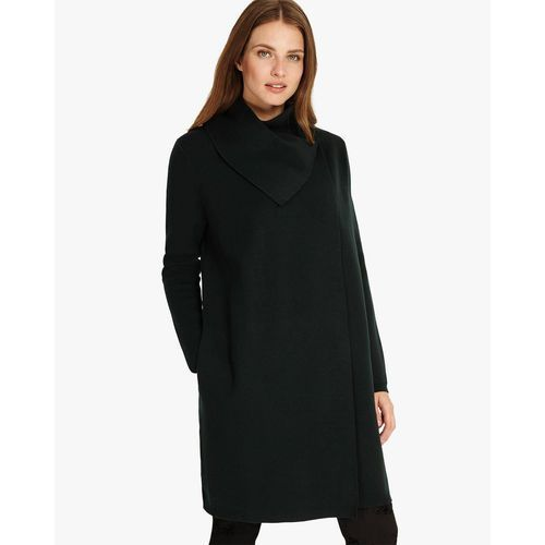 Phase eight  (jl) paloma plain jacquard knit coat