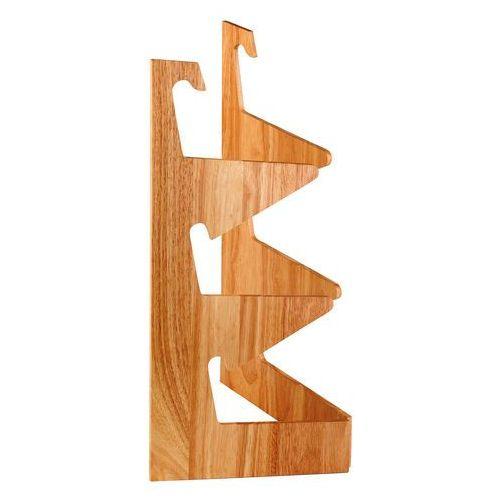 Aps Drewniany stelaż do koszyków 590x305x20 mm | , 33232