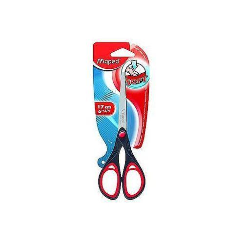 Nożyczki Essentials Soft 21cm asymetryczne 468310