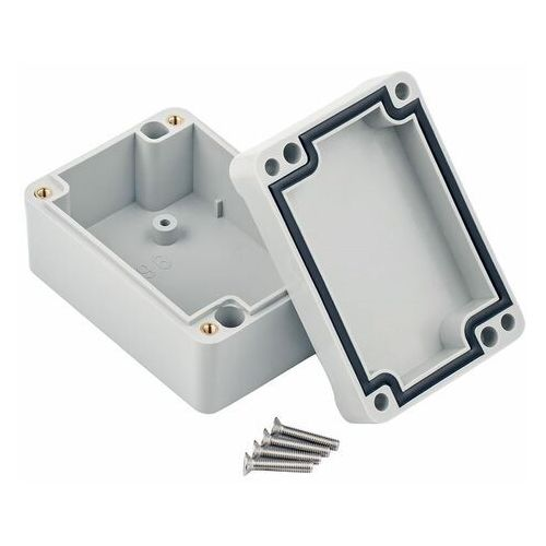 STRONG Puszka hermetyczna n/t 70x50x37mm IP67 PHP-96 szary 62.96 (5901769016545)