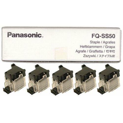 Wyprzedaż Oryginał Zszywki Panasonic FQ-SS50, do Panasonic DP8045 Workio DP8035 DP8060 | 5 x 1020 szt.