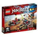 Lego Ninjago Pościg na motocyklu, 77727402883ZA (5371257)