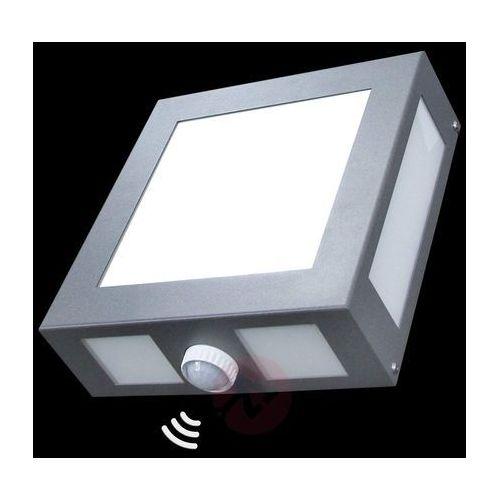 Cmd creativ metalldesign gmbh Lampa ścienna zewn legendo antracyt z czujnikiem (4260045640258)
