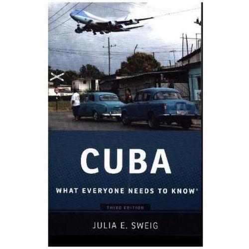 Julia Sweig - Cuba (9780190620370)