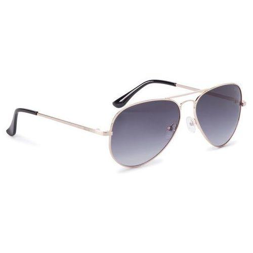Okulary przeciwsłoneczne BIG STAR - Z74057 Złoty
