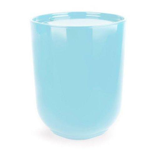 Kosz na śmieci łazienkowy Step jasnoniebieski, 023840-276