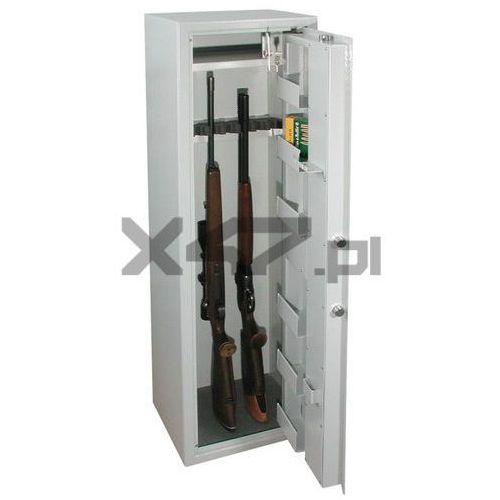 Szafa na broń myśliwską HIT OLIMP 8 CL (klasa S1) Polaszek