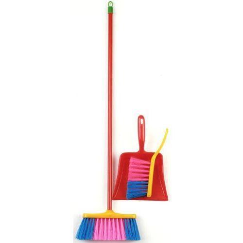 Zabawka KLEIN 6222K Zestaw do sprzątania (4009847062222)