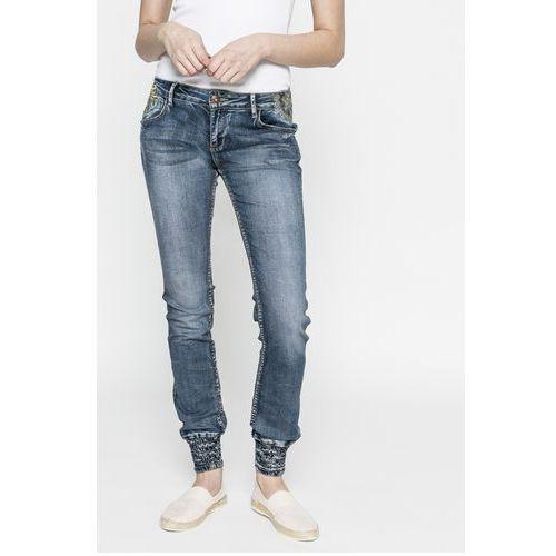 - jeansy lysiane, Desigual