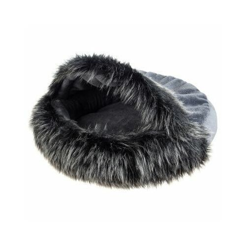 Bigcats Poduszka slipper large - black fox