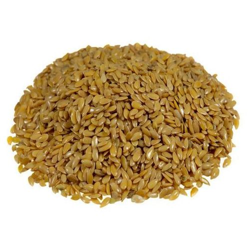 Bio siemię lniane złote 25 kg marki Badapak