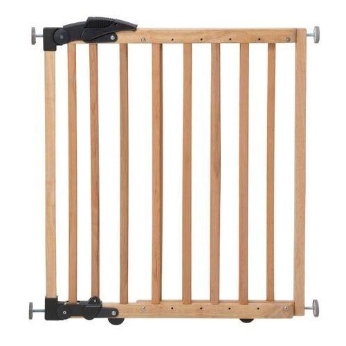Barierka zabezpieczająca nina 69,5-104 cm drewno marki Radex