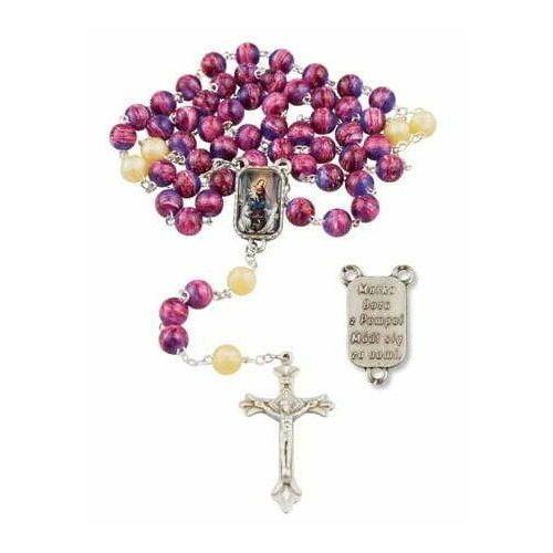OKAZJA - Różaniec pompejański ku czci Matki Bożej Różańcowej