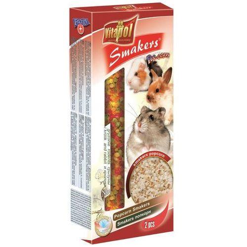 Vitapol Smakers Kolby popcornowe 2szt./opakowanie, 2574