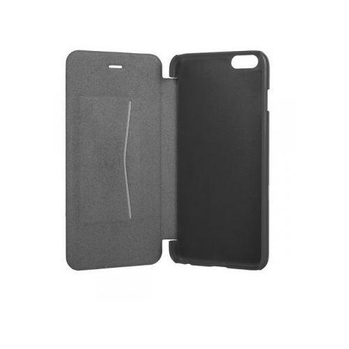 Pokrowiec XQISIT Folio Case Rana na iPhone 6 Plus Grey Metallic, towar z kategorii: Futerały i pokrowce do telefonów