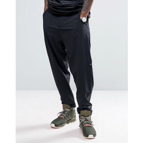 berlin pack eqt tapered joggers bk7266 - black, Adidas originals, XS-L