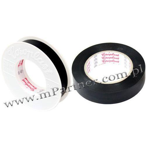 Taśma izolacyjna Coroplast PVC 302 19mm x 25m