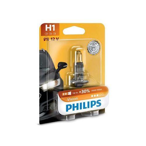 OKAZJA - Żarówka samochodowa Philips VISION 12258PRB1 H1 oP14,5s/55W/12V