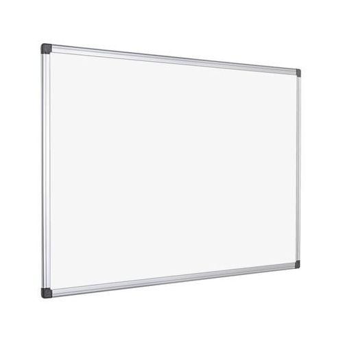 Biała magnetyczna tablica do pisania - 1200x900 mm marki B2b partner