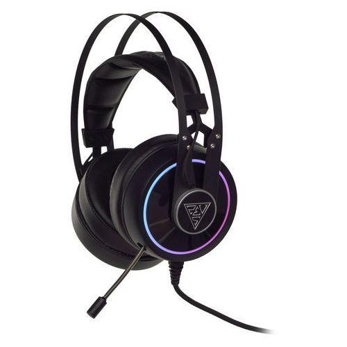Słuchawki nauszne GAMDIAS 16812-37040-00900-G kolor czarny- natychmiastowa wysyłka, ponad 4000 punktów odbioru!