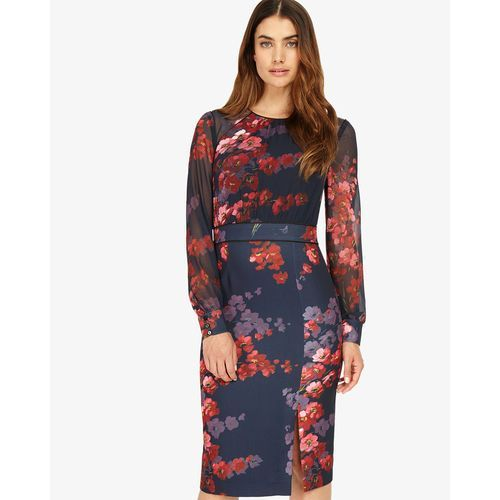Phase eight callie woven dress
