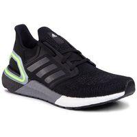 Adidas Buty - ultraboost 20 eg0707 cblack/ngtmet/siggnr