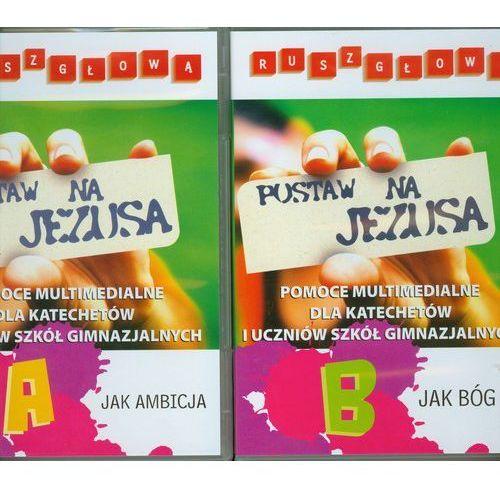 OKAZJA - Postaw na Jezusa A jak Ambicja B jak Bóg - Św. Stanisława BM DARMOWA DOSTAWA KIOSK RUCHU (2518610016499)