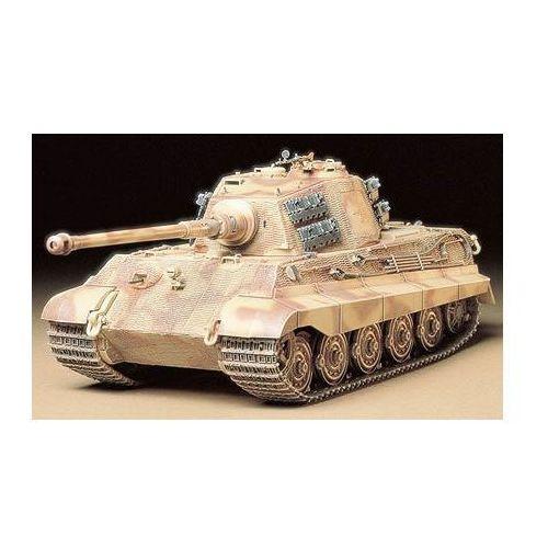german king tiger production marki Tamiya