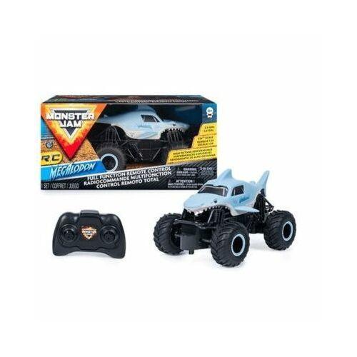 Spin master Pojazd rc monster jam megalodon