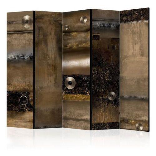 Artgeist Parawan 5-częściowy - metalowe przymierze ii [room dividers]
