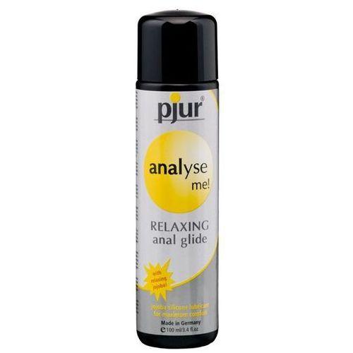 Pjur (ge) Żel silikonowy pjur analyse me! relaxing 100 ml   100% dyskrecji   bezpieczne zakupy