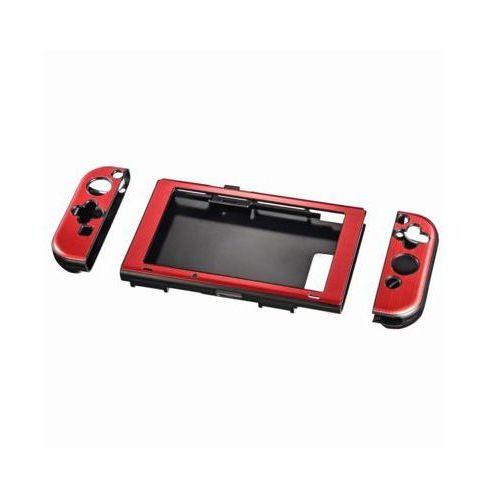 Etui HAMA Hard Cover do Nintendo Switch Czerwony (4007249546654)