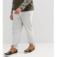 Only & Sons PLUS Joggers With Cuffed Hem - Grey, w 3 rozmiarach