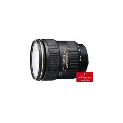 Tokina AT-X 24 – 70 MM F2.8 Pro FX obiektyw do aparatu fotograficznego Nikon Camera