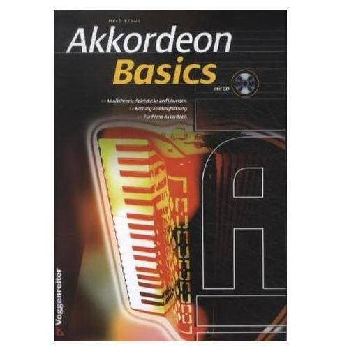 Akkordeon Basics, m. Audio-CD
