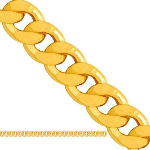złoty łańcuszek dmuchany Pancerka Ld012, kup u jednego z partnerów