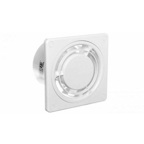 Wentylator łazienkowy ring fi100 80m3/h 10w 230v biały wwr100 marki Awenta