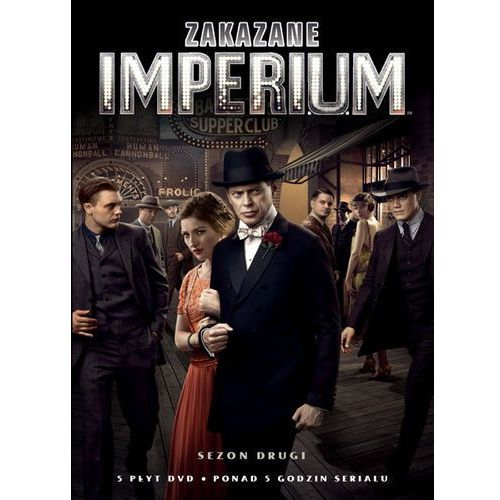 Zakazane Imperium, Sezon 2 (5 DVD)