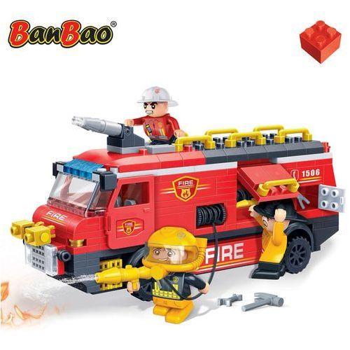 Banbao Fire 7103 straż pożarna wóz strażacki