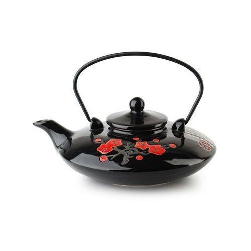 Mondex Dzbanek do herbaty w stylu japońskim kolor czarny