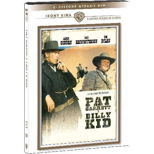 Pat Garret i Billy Kid (DVD) - Sam Peckinpah