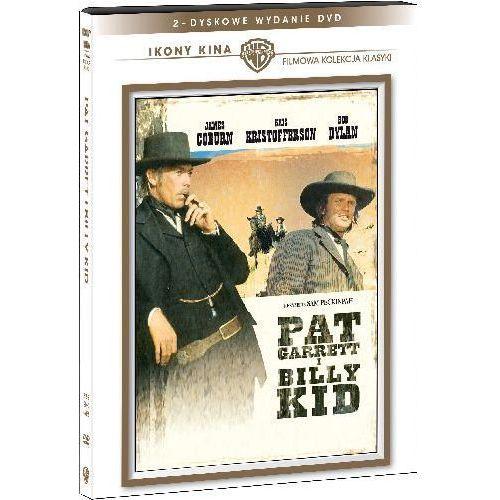 Pat Garret i Billy Kid (DVD) - Sam Peckinpah