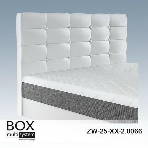 Zagłówek Z-25- Multisystem BOX, Wymiar - 90x200, Wersja - ZS-gr.1 - Salon firmowy M&K Foam Koło