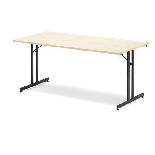 Aj produkty Stół konferencyjny emily, składany, 1800x800x720 mm, brzoza, czarny
